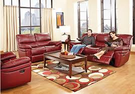 red leather sofa living room ideas unique red leather living room furniture 22 on sofa design ideas