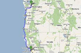 Seeking Oregon Coast Not Martha Seeking West Coast Road Trip Suggestions