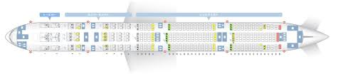 O2 Floor Seating Plan by Emirates Boeing 777 300er Economy Class Seating Plan Image Gallery