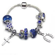 european bracelet chain images Wholesale giraffe bracelet charm simple rope jewelry JPG
