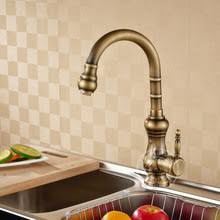 kitchen gooseneck automatic faucet china kitchen buy kitchen faucet gold and get free shipping on aliexpress com