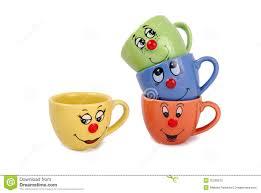 tea mugs and coffee cups stock photo image 35238970