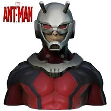 halloween busts ant man bust bank from marvel comics