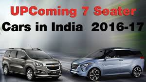 bmw 7 seater cars in india list of upcoming 7 seater cars in india 2016 17 sagmart
