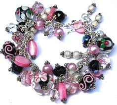 bead bracelet charm images 1207 best crafting lampwork bracelets images jpg