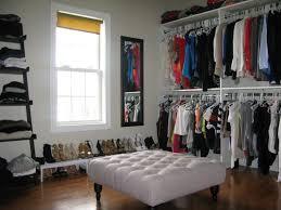 walk in bedroom closet ideas natural polished oak wood walk 16
