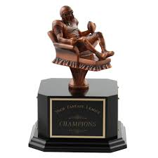 Armchair Quarterback Game Champion Armchair Quarterback Football Award