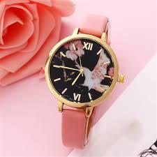 pink bracelet watches images Women 39 s ultra thin strap watch pink watch girls 39 top brand luxury jpg