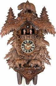 Modern Coo Coo Clock