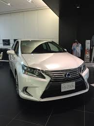 lexus singapore recall all lexus konichiwa from japan part 1 pictures from lexus
