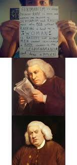 Samuel Johnson Meme - comic book commando dafuq did i just read pinterest bold