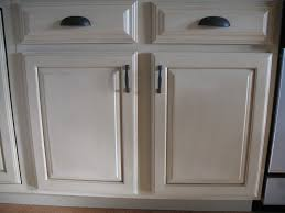 Painted Kitchen Cabinets White Oak Cabinets Painted White With Glaze Brew Home