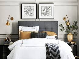 avenue wall sconce by leucos contemporary bedroom make your bedroom feel 5 star with bedside sconces pinteres bedroom