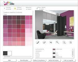 simulation peinture chambre association couleur peinture chambre simulation de couleurs en