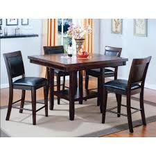 fulton counter height w lazy susan 5 pc set