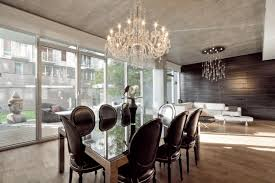contemporary chandeliers for dining room standard rectangle coffee