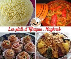 cuisine maghreb les plats du monde direction l afrique
