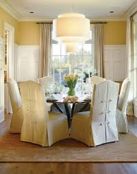 cheap chair slipcovers dining room jacquard poyester spandex