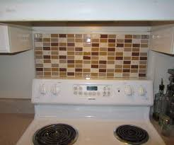 temporary kitchen backsplash portable backsplash for renters 6 steps with pictures