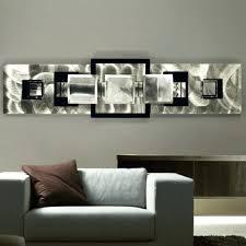 wall ideas retro modo metal wall sculpture multi jewel