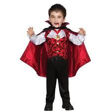 Halloween Costumes Vampire Vampire Toddler Halloween Costume Walmart