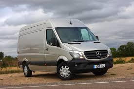 light pink mercedes best large 3 5t vans for payload parkers