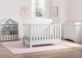 Convertible Cribs With Storage Barrett 4 In 1 Convertible Crib Delta Children