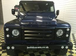 land rover 110 overland second hand land rover defender station wagon tdci 2 2 7 seater