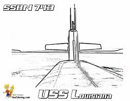 military coloring book full force submarine coloring pages free submarine pictures