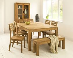 square dining room tables mino teak kitchen table provisions dining