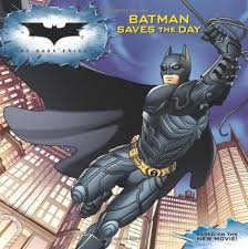 dark knight batman saves batman books kids