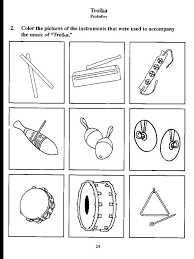 triangle instrument coloring page throughout percussion