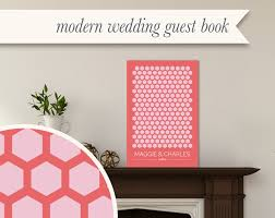 modern wedding guest book modern guest book posters modern wedding