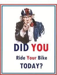 did you ride your bike today http mountain bike review net