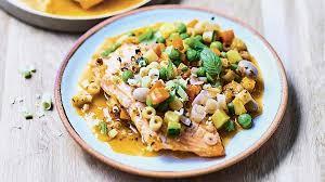 cuisiner citronnelle recette saumon à la citronnelle recettes les recettes je cuisine