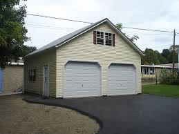 gambrel garage 2 story 2 car garages the barn raiser