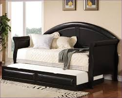 bedroom wonderful sleeper sofa with trundle modern daybed with