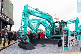 ed160 kobelco continues to innovate with next phase production of
