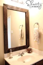 framing bathroom wall mirror charming bathroom wall mirrors framing mirror ideas frame bathroom