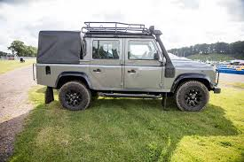 land rover defender 2016 land rover defender double cab 2nd generation