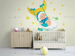 Stickers Chambre Bebe Arbre by Stickers Chambre Bebe Etoile Stickers Chambre B B Etoile Sticker