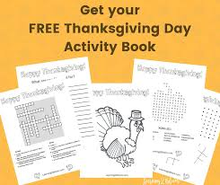 thanksgiving day book thanksgiving day activity book learning2bloom