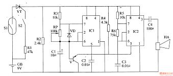 burglar alarm diagram wiring diagram components