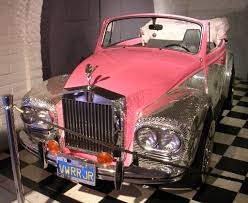 roll royce pink liberace u0027s pink and silver customized volkswagen pimped t u2026 flickr