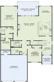 european style house plan 4 beds 3 00 baths 2972 sq ft plan 17 2613