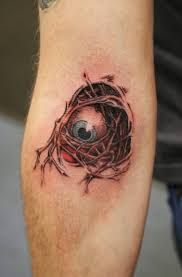 evil eye tattoo wrist men pictures to pin on pinterest tattooskid