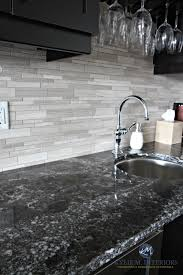 In Home Bar by Cambria Ellesmere Quartz Countertop Wtih Mrable Travertine