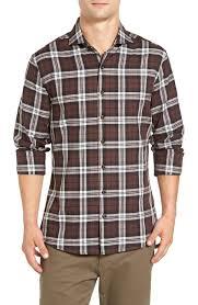 Define Tartan by Shirts For Men Men U0027s Brown Check U0026 Plaid Shirts Nordstrom