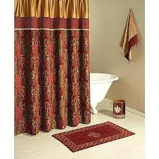 Brown And Gold Shower Curtains Shower Curtain Gold Brown And Gold Shower Curtains And