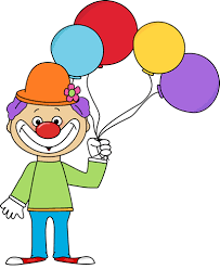 clown baloons clown with balloons clip clown with balloons image